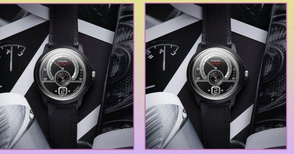 Avec la Monsieur de Chanel. Edition Superleggera, Chanel lance sa nouvelle montre unisexe