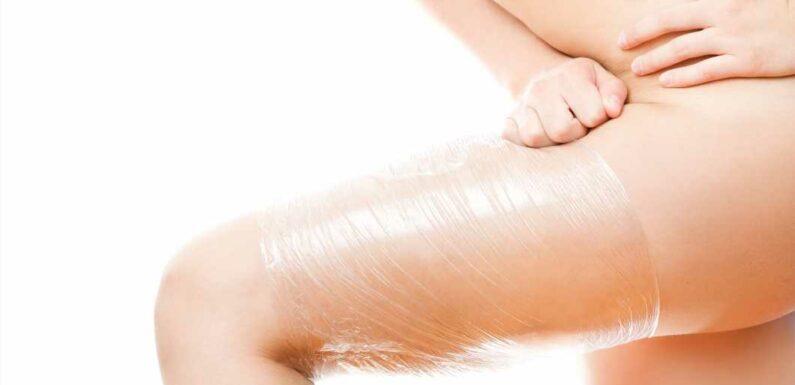 Body Wrap: mincir avec du cellophane, est-ce vraiment une bonne idée?