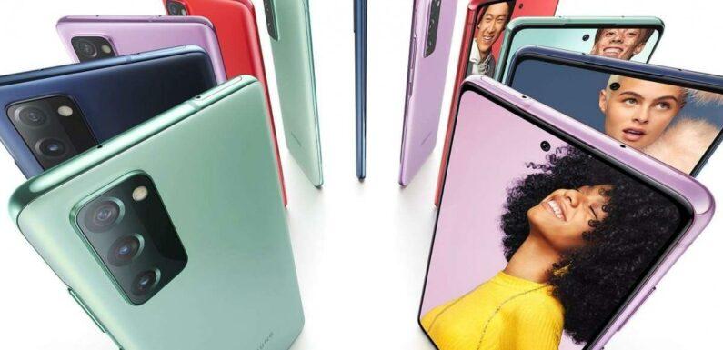 Bon Plan Samsung Galaxy S20 FE : Mettez la main sur le téléphone en baisse de 42%