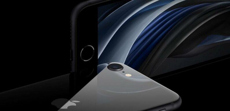 Bon Plan iPhone SE 2020 : Le smartphone compact Apple affiché à moins de 390 euros