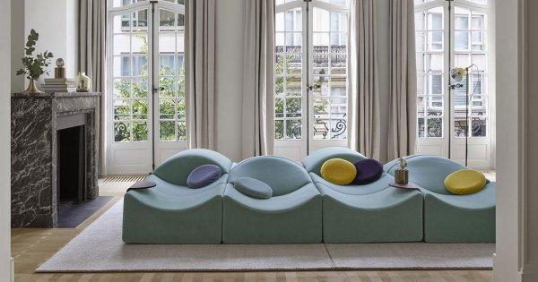 Canapé vintage: 15 canapés aux accents délicieusement rétro!