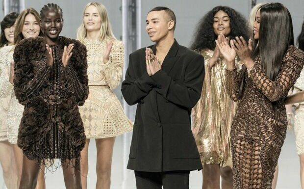 Carla Bruni, Naomi Campbell…: 5 choses à retenir du défilé Balmain