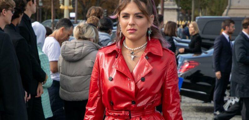"""Deva Cassel, Iris Law, Morgane Polanski… Les """"filles de"""" sous les projecteurs de la Fashion Week"""