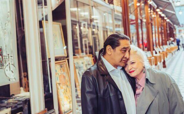 EXCLU – Josiane Balasko: comment son mari George Aguilar est devenu le «papy» de son petit-fils Andy