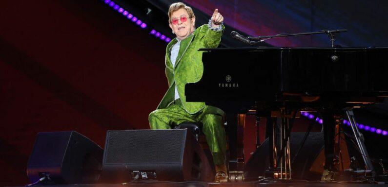 Elton John à Paris et une constellation de stars se sont produits dans le monde pour protéger la planète