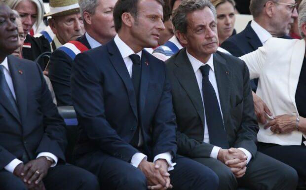 Emmanuel Macron et Nicolas Sarkozy: leur déjeuner à l'Elysée fait grincer des dents…