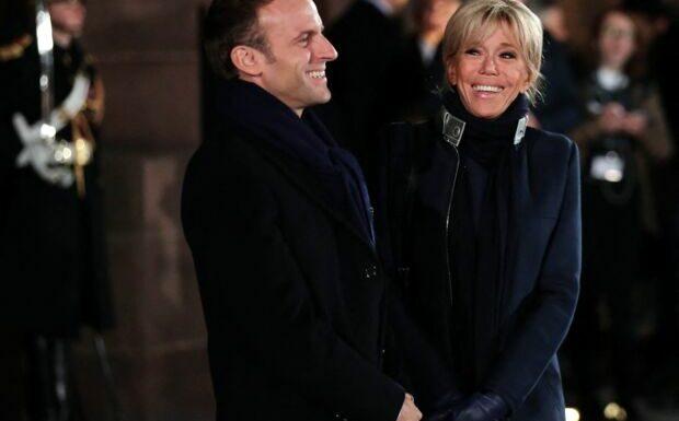 Emmanuel et Brigitte Macron cachottiers: ce petit plaisir de couple en marge de l'Elysée