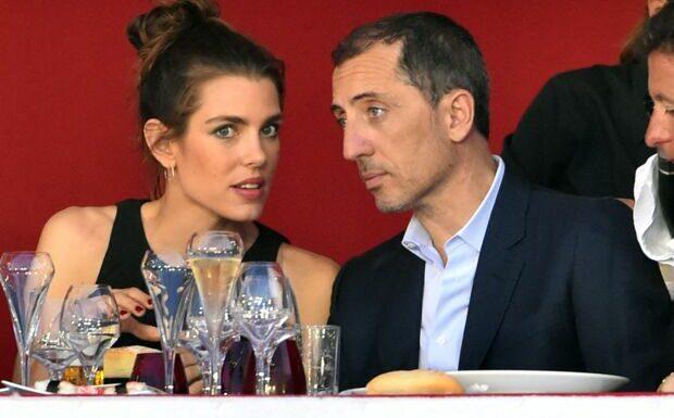 Gad Elmaleh: ses tendres confidences sur Charlotte Casiraghi et leur fils