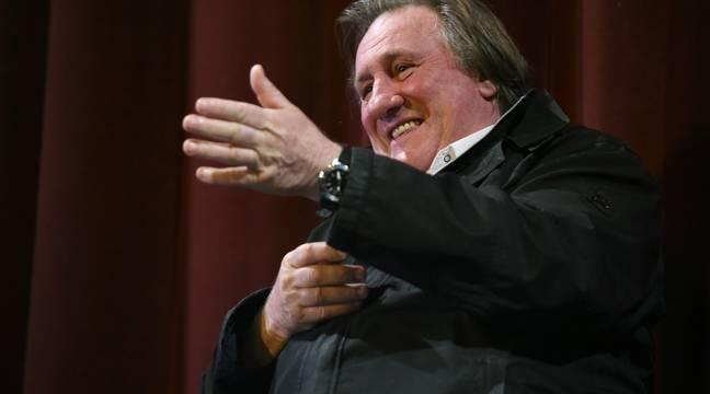 Gérard Depardieu et Britney Spears sont dans le Fil des Stars
