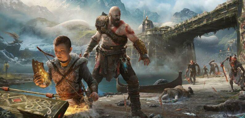 God of War Ragnarok : La durée de vie du jeu serait très conséquente