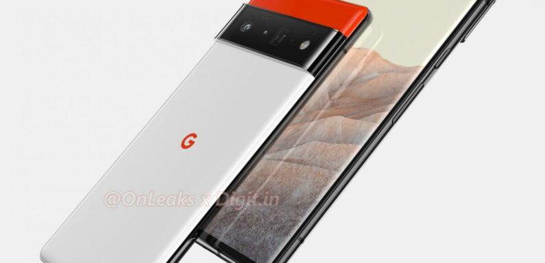 Google Pixel 6 : les prix des smartphones de la gamme dévoilés