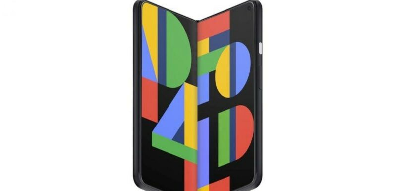 Google Pixel Fold : Le smartphone pliable de Google lancé en fin d'année ?