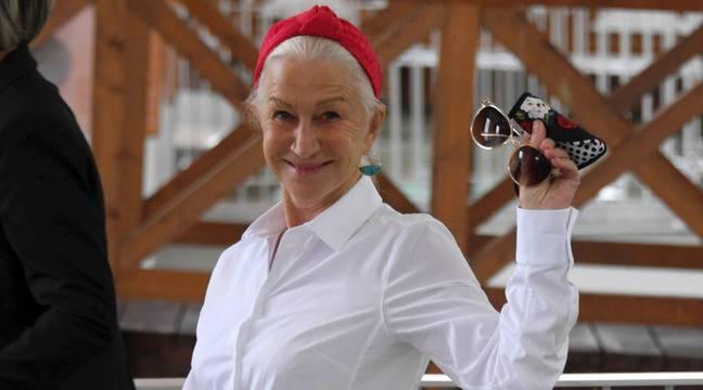 Helen Mirren et Renaud sont dans le Fil des Stars
