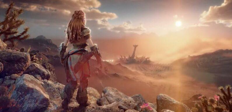 Horizon Forbidden West : Finalement, la mise à niveau PS5 sera gratuite