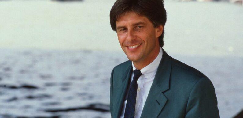 Instant Vintage : quand Henri Sannier posait pour Télé Star après sa nomination au JT de 20h d'Antenne 2 en 1987