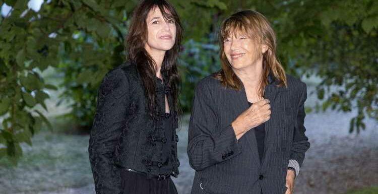 """Jane Birkin """"va bien"""", a assuré sa fille Charlotte Gainsbourg qui présente à Deauville """"Jane par Charlotte"""""""