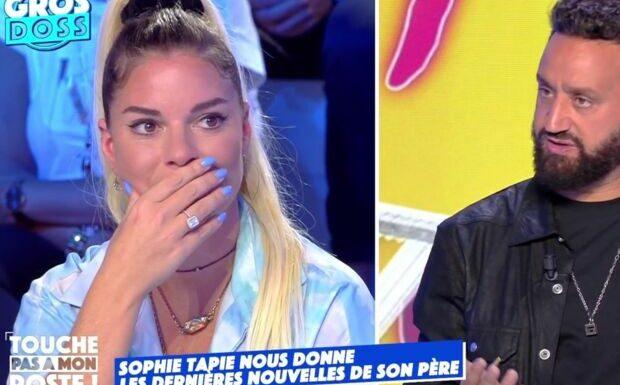 «J'éprouve une grande tristesse»: Cyril Hanouna s'explique après son clash avec Sophie Tapie