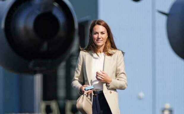 Kate Middleton: cette cicatrice qui continue d'intriguer