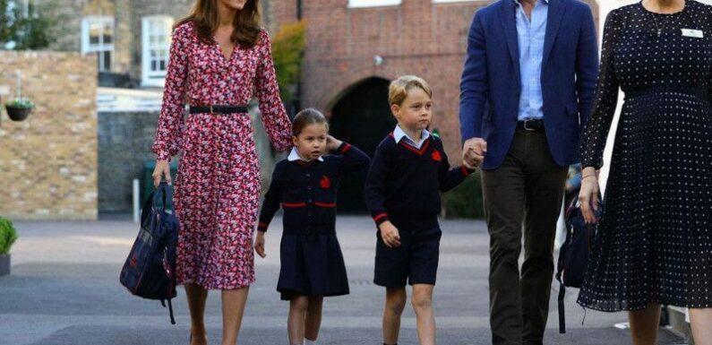 Kate Middleton invisible à l'école de ses enfants : une autre célèbre maman lui a volé la vedette !