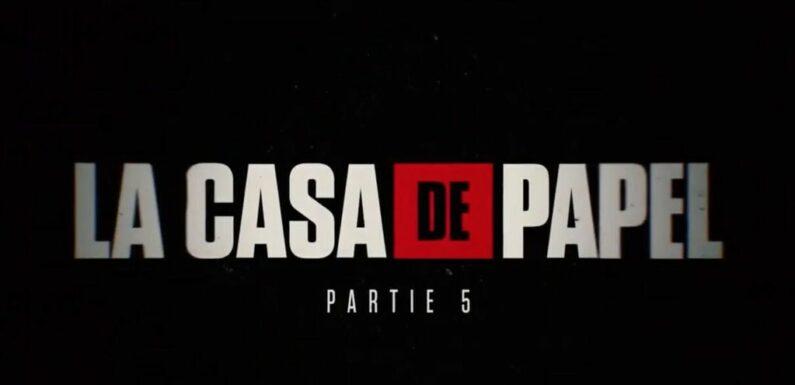 La Casa de Papel saison 5 : les premières images de la deuxième partie dévoilées