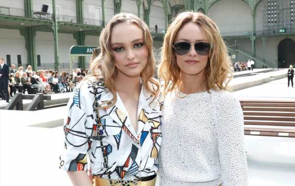 Le jeu des sosies : quand Lily-Rose Depp s'inspire des coiffures de sa mère Vanessa Paradis