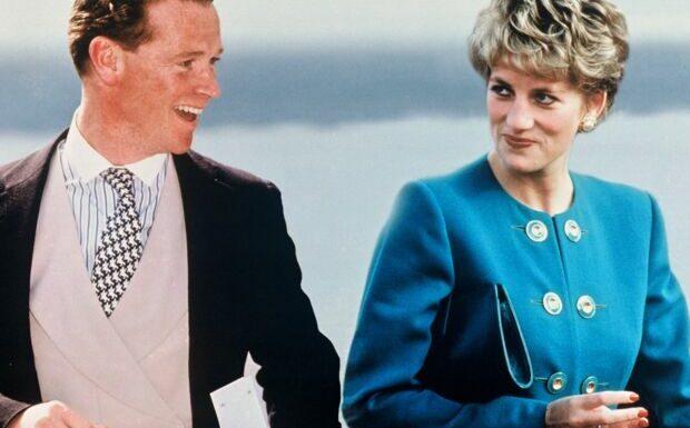 Le prince Harry et son «vrai père» James Hewitt: l'autre bombe de son livre tant redouté?