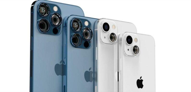 Les iPhone 13 démarrent encore mieux que la série iPhone 12
