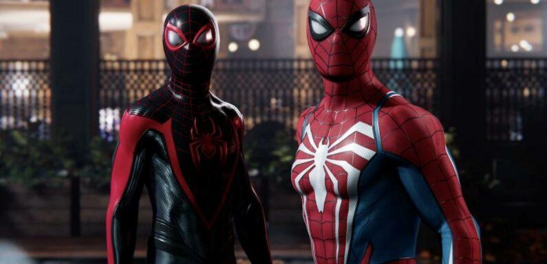 """Marvel's Spider-Man 2 sera plus """"sombre"""" que le premier opus"""