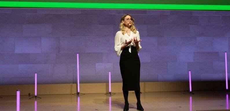 """Maryne Cotty-Eslous, créatrice de Lucine : """"Entreprendre, c'est survivre à des échecs en permanence"""""""
