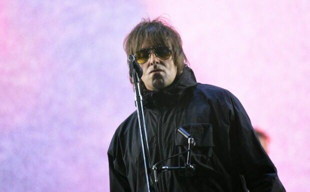 PHOTO – Oasis: le chanteur Liam Gallagher blessé après être tombé d'un hélicoptère