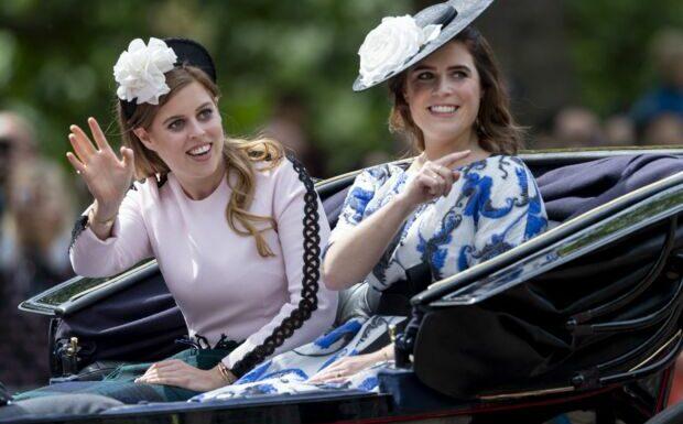 PHOTO – Princesse Eugenie: son message touchant à sa sœur Beatrice et sa petite nièce