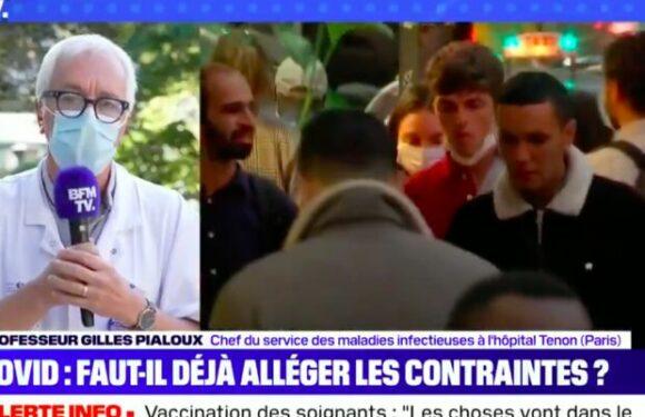 «Pas à l'abri d'une 4e vague»: le Pr Gilles Pialoux veut rester prudent