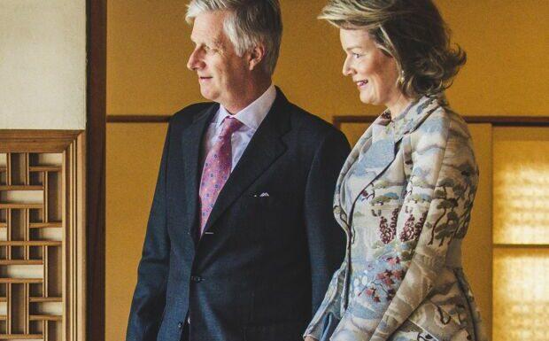 Philippe et Mathilde de Belgique annulent leurs engagements royaux après un cas de Covid dans la famille
