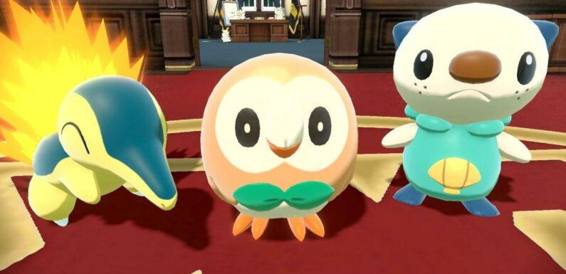 Pokémon Legends Arceus : La France de nouveau privée d'un cadeau de précommande