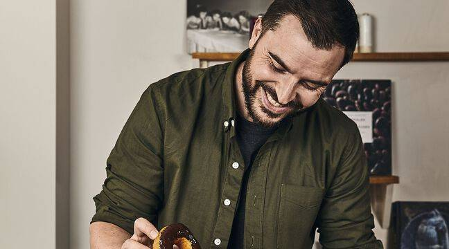 Sur YouTube et en cuisine, Benjamin Verrecchia est au four et au moulin