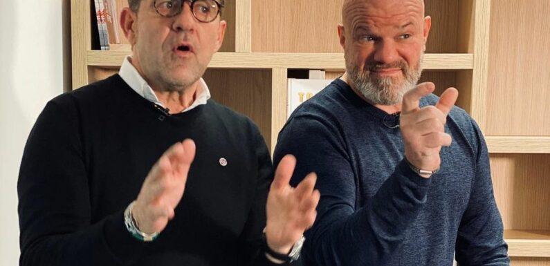 Top Chef : pourquoi Philippe Etchebest le qualifiait-il de vieux schnock ? Michel Sarran raconte