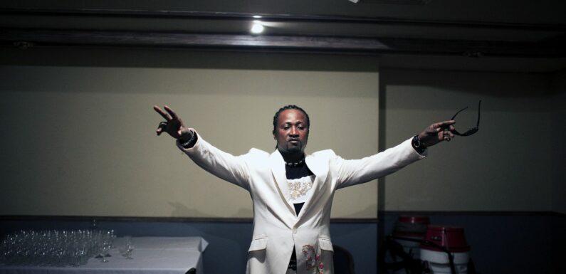 Un concert du chanteur congolais Werrason interdit à Paris par crainte de violences