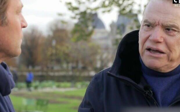 VIDÉO – «Je vais te casser la figure le crabe»: Bernard Tapie déterminé à «tuer» son cancer
