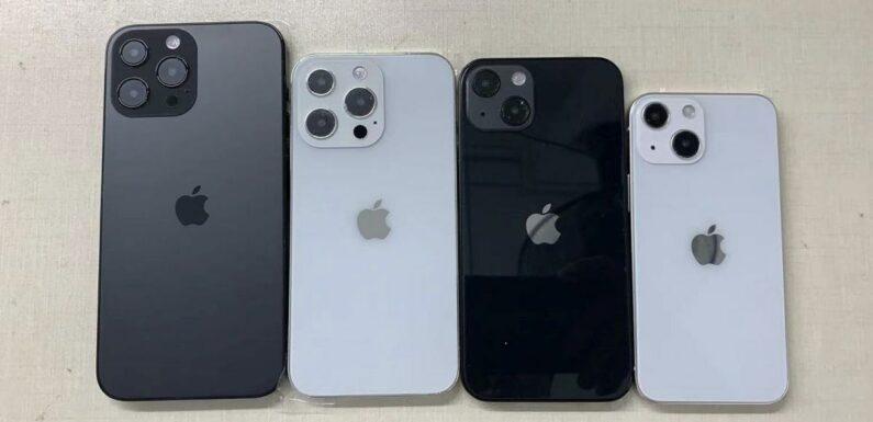 iPhone 13 Pro Max : Une vidéo en fuite