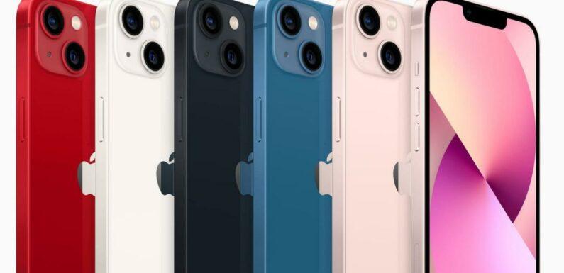 iPhone 13 Pro : Ses délais de livraison s'envolent