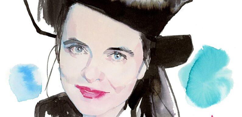 """Amélie Nothomb : """"Mon enterrement sera une cérémonie formidable"""""""