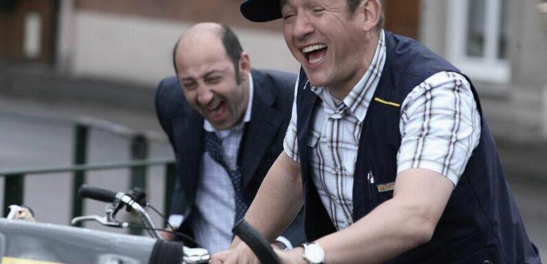 Bienvenue chez les Ch'tis : Kad Merad et Dany Boon étaient-ils réellement ivres durant la scène des vélos ?