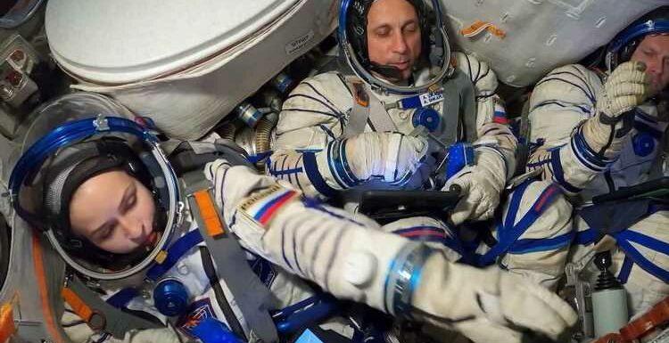 Cinéma : le premier film tourné dans l'espace sera russe