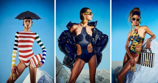 Défilés printemps-été 2022: La garde-robe imaginaire d'Elsa Schiaparelli par Daniel Roseberry