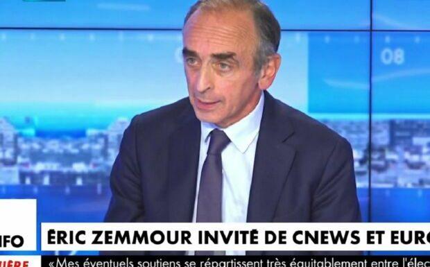 «Elle ne peut pas gagner»: Éric Zemmour décoche une flèche contre Marine Le Pen