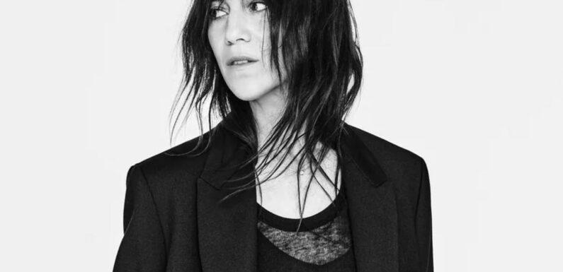 En images : toute la collection Charlotte Gainsbourg pour Zara, idéale pour l'automne