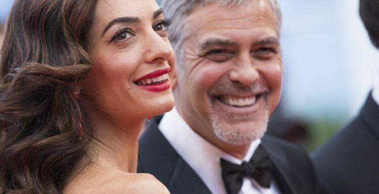 George Clooney : pourquoi il interdit l'un de ses films à sa femme Amal et ses enfants