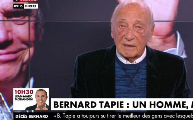 «Il est arrivé comme pour la séduire»: les dessous de la rencontre entre Bernard Tapie et Brigitte Macron