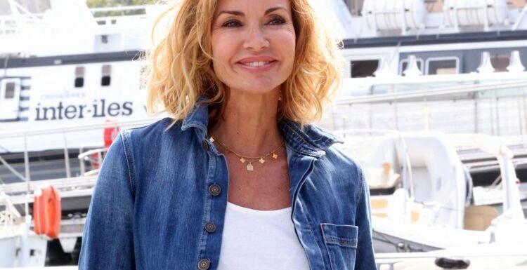 """Ingrid Chauvin """"flippée"""" : son tournage éprouvant avec Alex Lutz et Audrey Lamy pour """"La Vengeance au triple galop"""""""