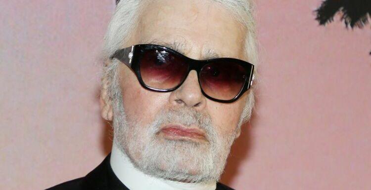 """Karl Lagerfeld : le passé sombre de ses parents, adhérents à """"des organisations nazies"""""""